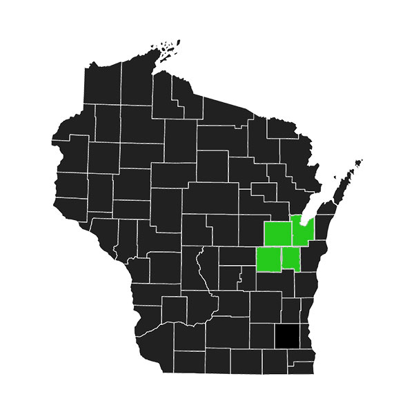 appleton pest control areas